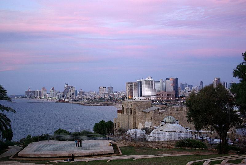 Tel_Aviv_BW_1