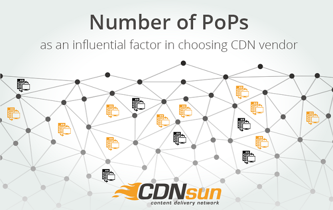 Affordable and efficient content delivery network CDNsun - effective way to distribute content worldwide