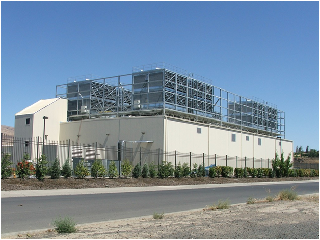 1&1 Internet Data Center, the USA