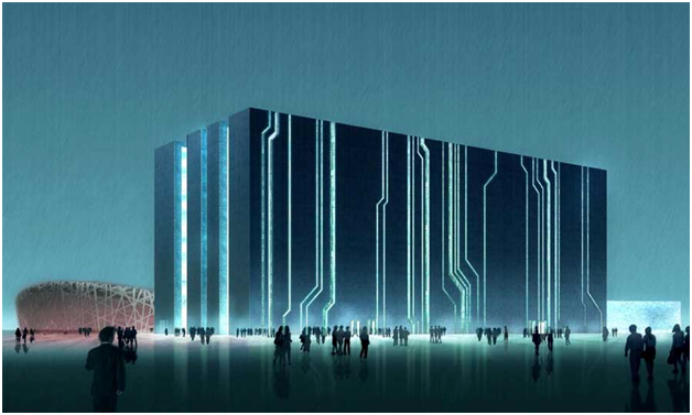 Digital Beijing Data Center