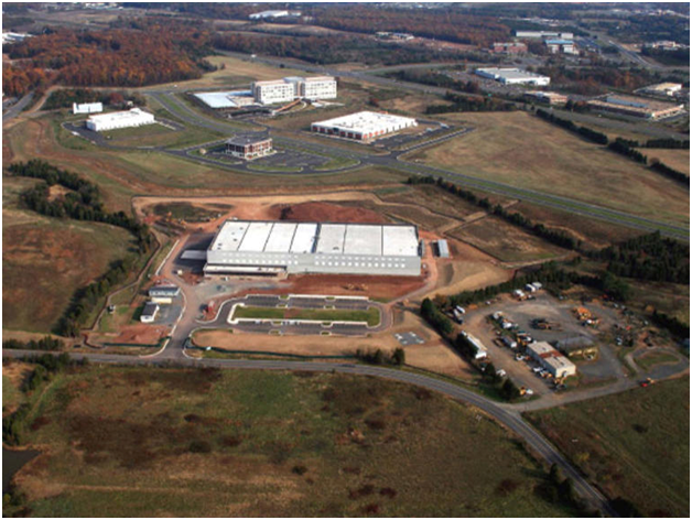 Hewlett-Packard Data Center, Billingham, England