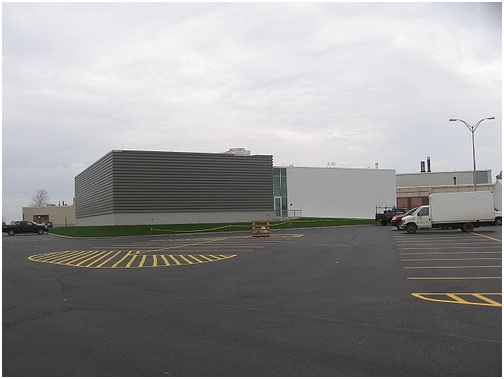 IBM Data Center, Syracuse, the USA